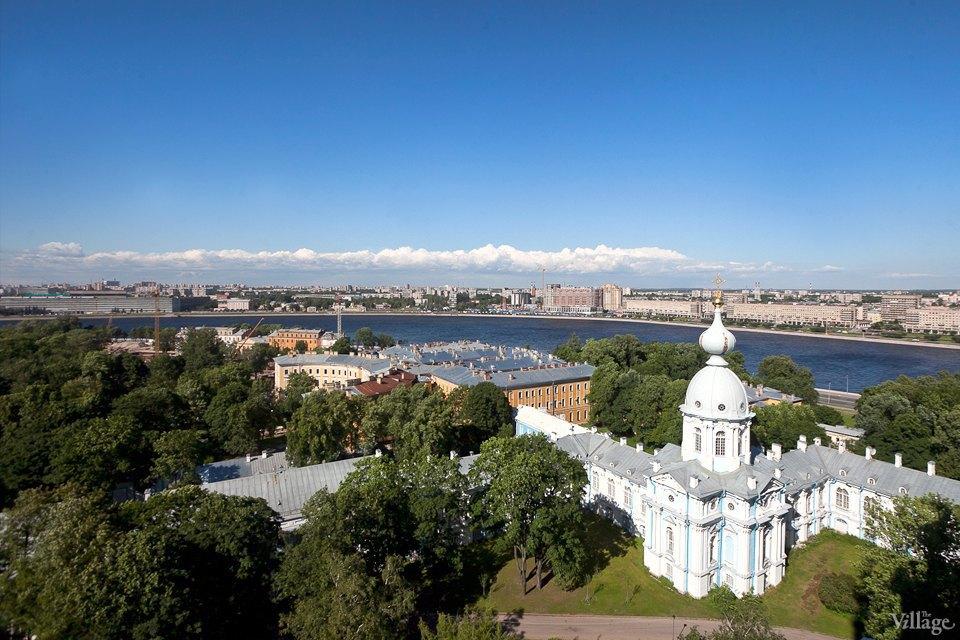 6 смотровых площадок Петербурга. Изображение № 2.