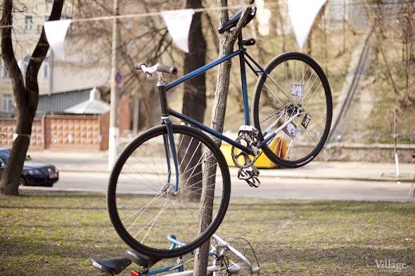 С твидом на город: Участники первого «Ретрокруиза»— о своей одежде и велосипедах. Изображение № 21.