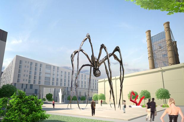 10 проектов квартала около Витебского вокзала . Изображение № 4.