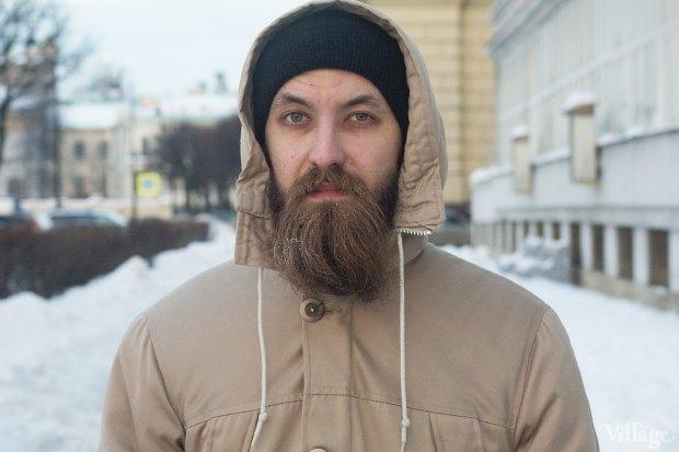 Внешний вид: Роман Паринов, рок-музыкант. Изображение № 5.