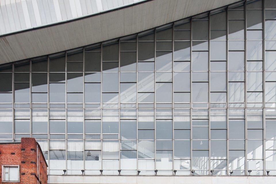 Архитектор Андрей Стенюшкин— омонреальском павильоне наВДНХ. Изображение № 5.