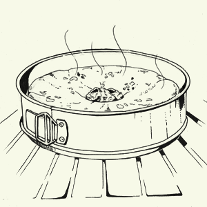 Осетинский пирог Альмы Кулиевой . Изображение № 6.