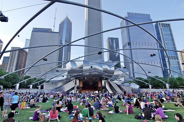 Millennium Park в Чикаго. Изображение № 7.