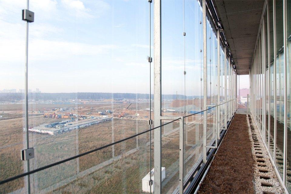 «Гиперкуб», первое здание инновационного центра «Сколково». Изображение № 10.