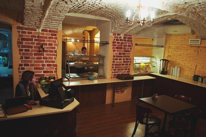 На Марата открылось вегетарианское бистро «Живая кухня» . Изображение № 1.