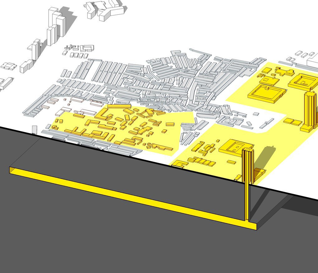 3D-макет «Шанхая».. Изображение № 26.