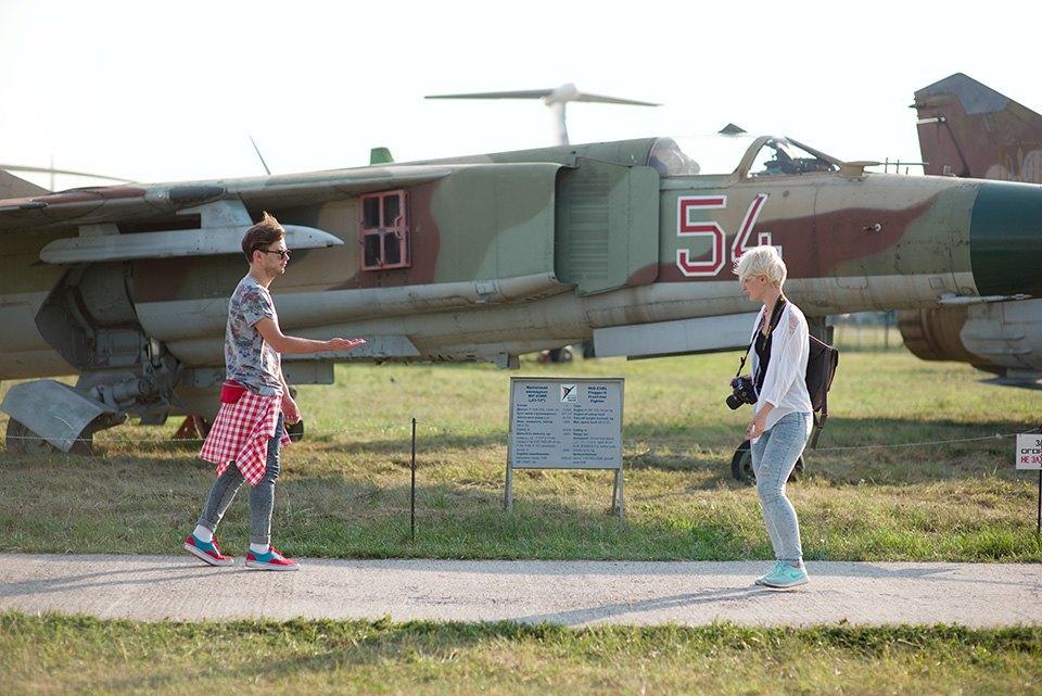 Фотосъёмка в Музее авиации. Изображение № 5.