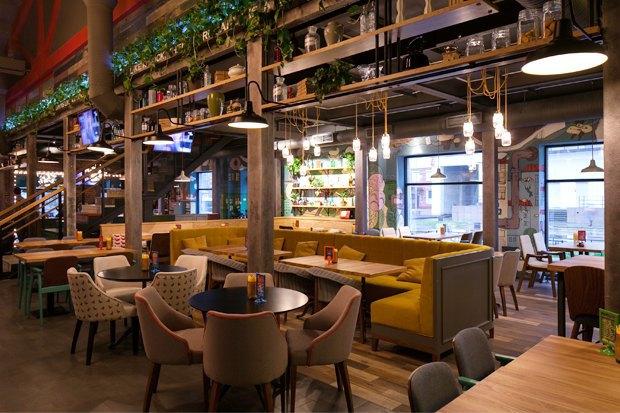 6кафе, баров иресторанов, открывшихся вноябре. Изображение № 2.