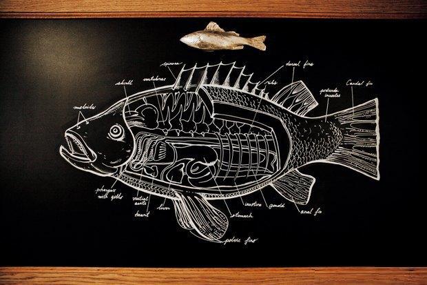 Ресторан Boston Seafood & Bar. Изображение № 20.
