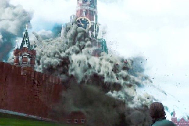 Как рушили Москву: От Тома Круза до Брюса Уиллиса. Изображение № 1.