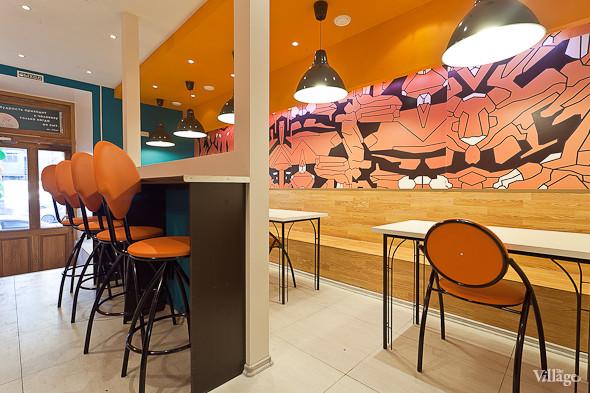 Новое место (Петербург): Вок-кафе Mr. Chan. Изображение № 8.