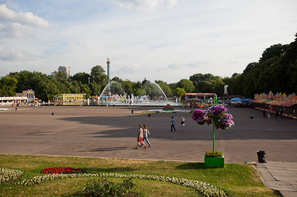 Парк им. Горького, 2010 год. Фото: Валерий Белобеев. Изображение № 3.