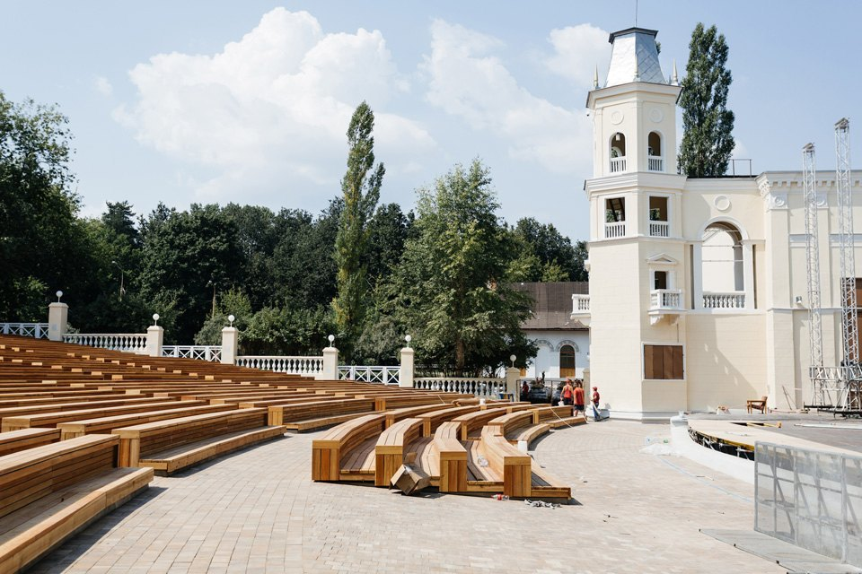 Как выглядит обновлённый Зелёныйтеатр ВДНХ. Изображение № 12.