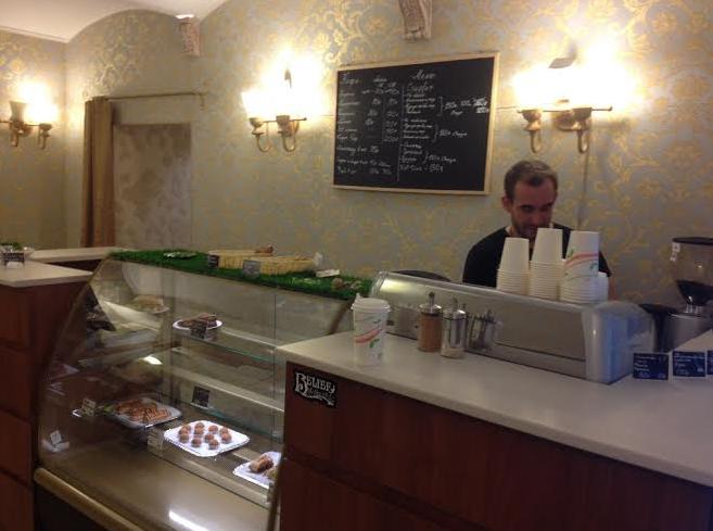 Рядом с метро «Курская» открылась сэндвичная Right Bite. Изображение № 1.