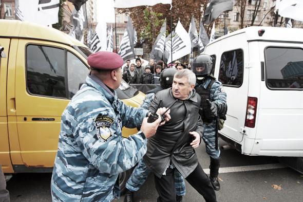 Copwatch: Действия милиции на Крещатике в день оглашения приговора Юлии Тимошенко. Зображення № 22.