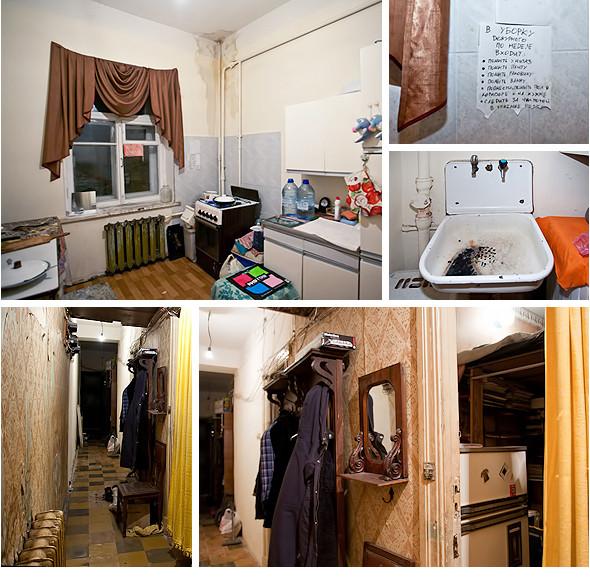 Изображение 108. Общественное пространство: петербургские коммунальные квартиры.. Изображение № 48.