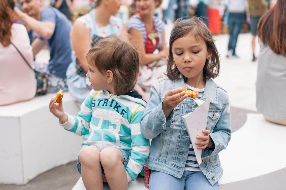 Как прошёл юбилейный Городской маркет еды. Изображение № 25.