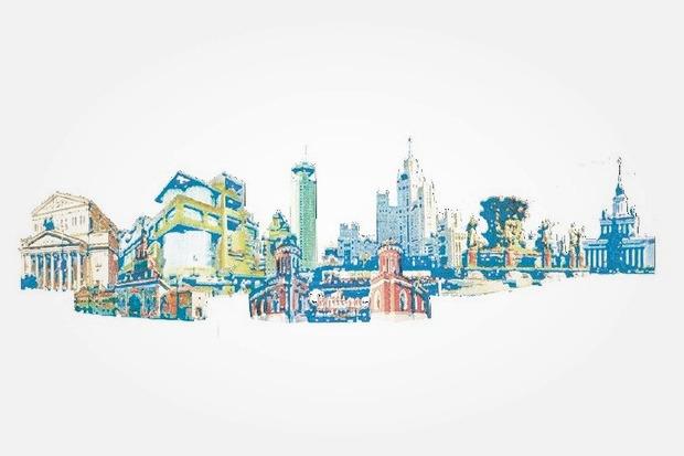 Игорь Гурович разработал стиль Городского новогоднего фестиваля. Изображение № 4.