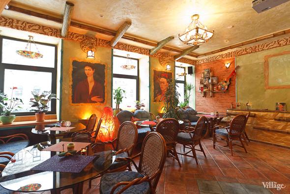 Новое место (Петербург): Вегетарианская кофейня «Фрида». Изображение № 18.