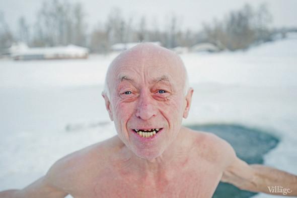 Голая правда: Киевские моржи о закалке, здоровье и холоде. Изображение №7.