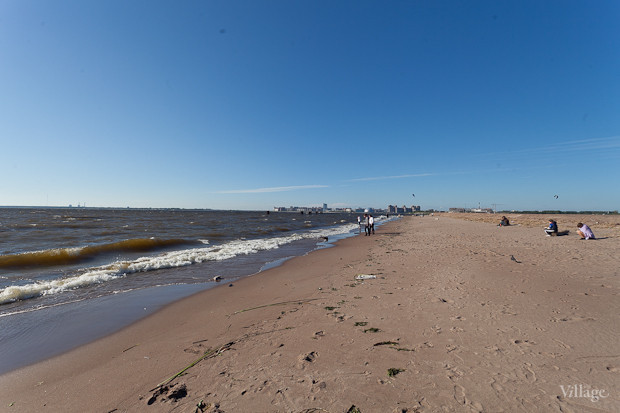 Гид по пляжам в городе и на заливе. Изображение № 42.