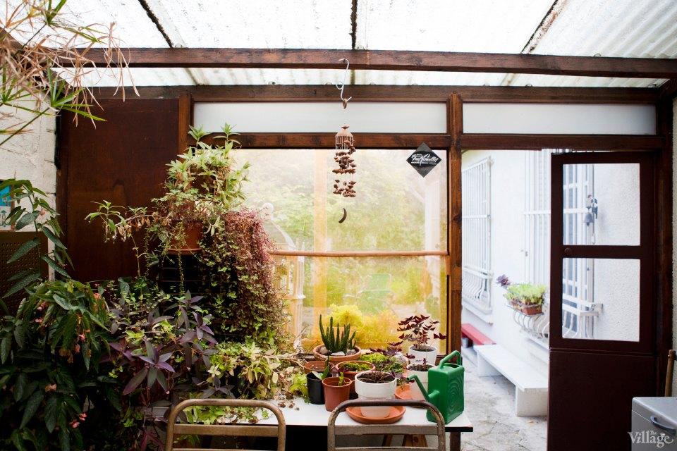 Квартиры мира (Париж): Дом в районе Монтрёй. Изображение №8.