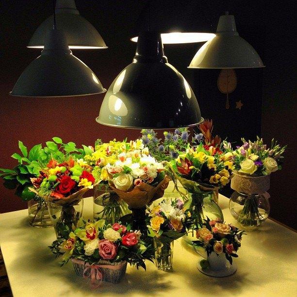 В Жуковского открылся первый цветочный магазин «Флора Point». Изображение № 2.