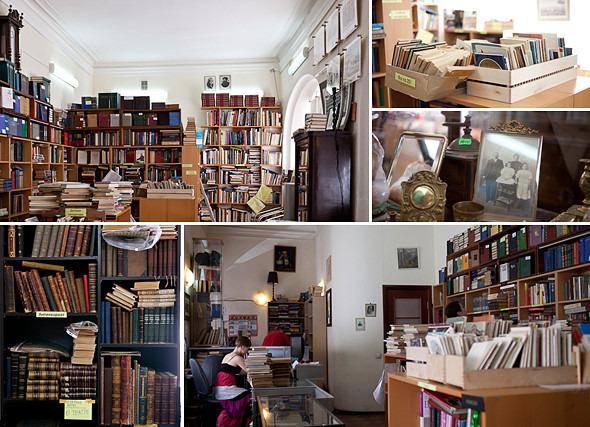 Книжный мир: 6 букинистических магазинов в Петербурге. Изображение № 7.