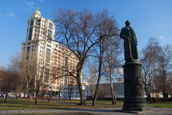 Парк «Музеон» ждет глобальная реконструкция. Изображение № 19.