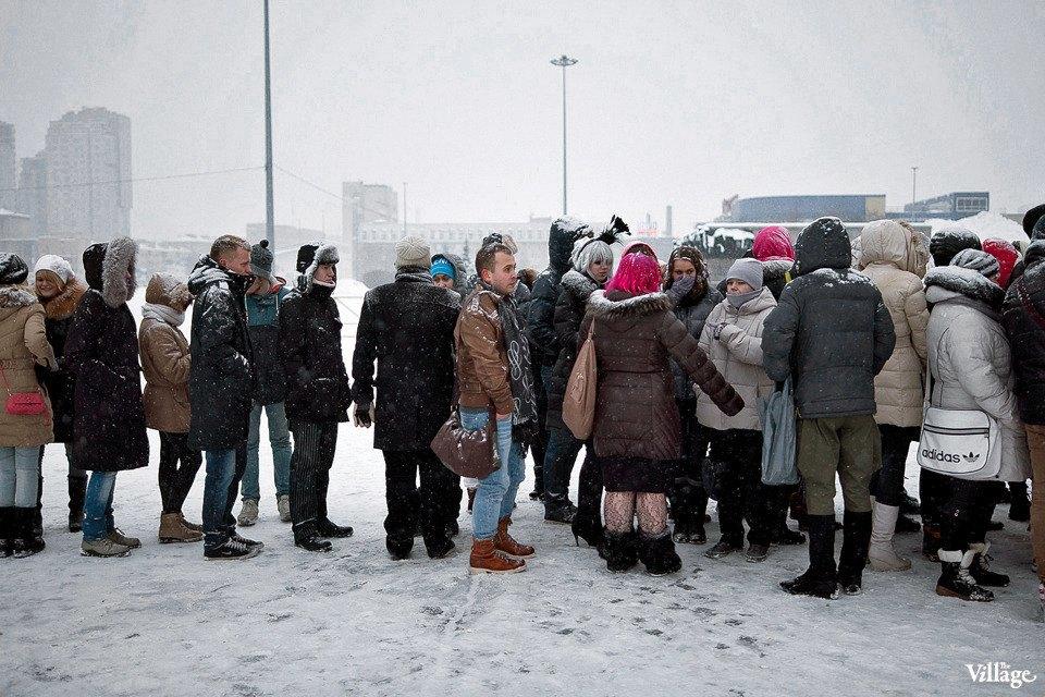 Люди в городе: Посетители концерта Lady Gaga в Москве и Петербурге. Изображение № 6.