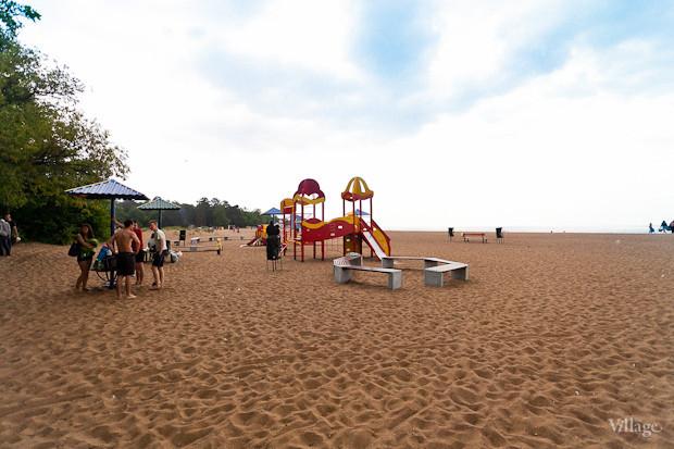Гид по пляжам в городе и на заливе. Изображение №17.