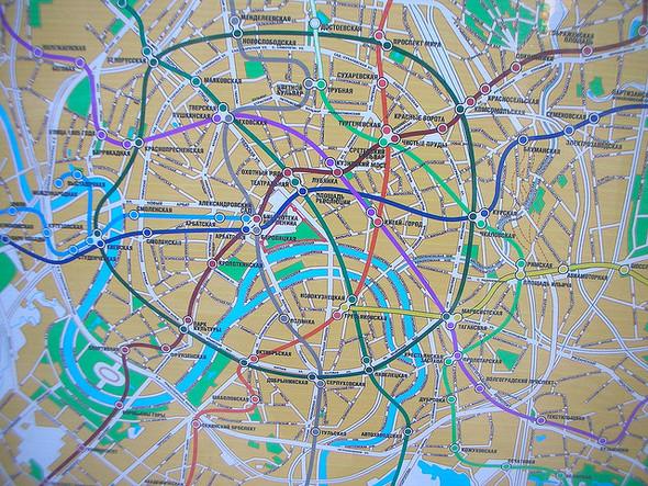 Москва выпустит для туристов путеводители с QR-кодами. Изображение № 1.