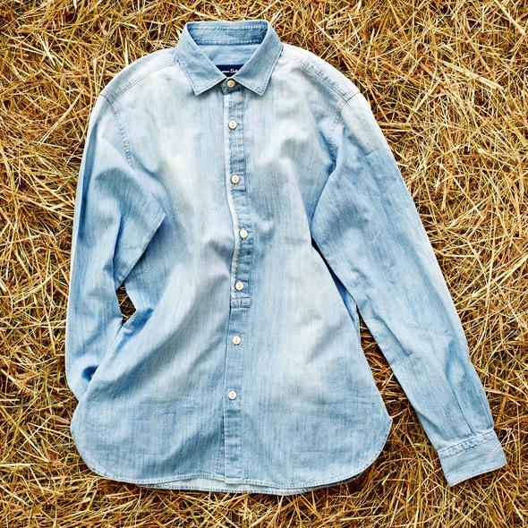 Вещи недели: 15 джинсовых рубашек. Изображение №1.