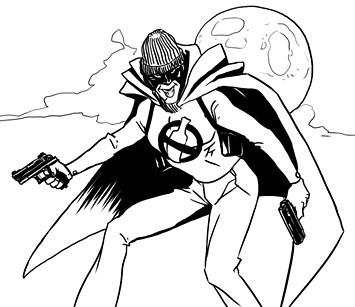Хранители: Городские супергерои и антигерои. Изображение №3.