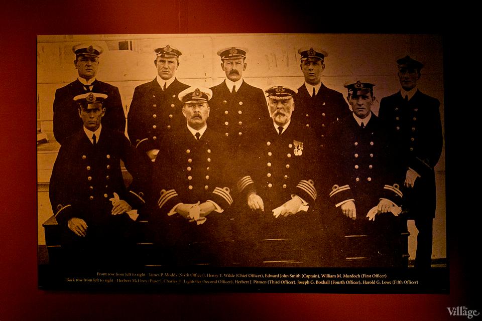 Выставка «Титаник: как это было. Погружение в историю». Изображение № 17.