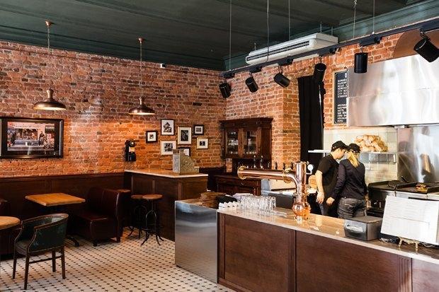 7кафе, баров иресторанов, открывшихся вавгусте. Изображение № 4.
