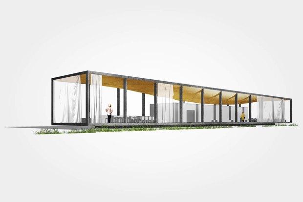 Как будет выглядеть обновлённый парк наРуставели. Изображение № 12.