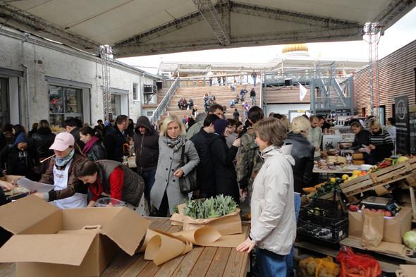 Фермерский рынок на «Стрелке». Фотографии из личного архива. Изображение № 10.