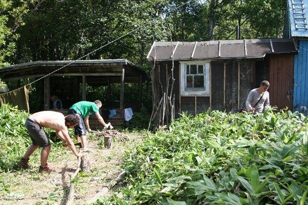 Личный опыт: Что такое волонтёрский лагерь. Изображение № 29.