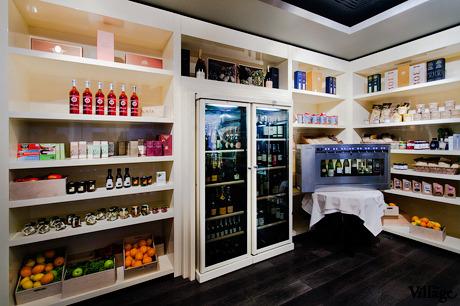 В ОК Bar открылся магазин итальянских продуктов. Изображение № 1.