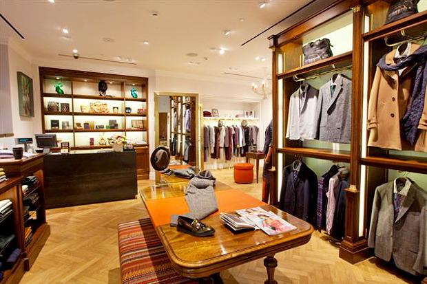 Новости магазинов:  H&M, Paul Smith, Cyrille Gassiline, ЦУМ. Изображение № 16.