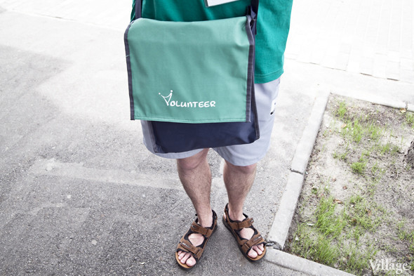Люди в зелёном: Волонтёры — о гостях Евро-2012. Зображення № 11.