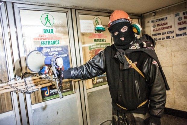 Площадь революции: Евгений Сафонов о том, почему все города должны завидовать Киеву. Изображение № 8.