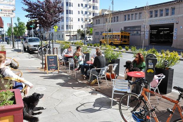 Идеи для города: Паркинаавтостоянках в Сан-Франциско. Изображение № 3.