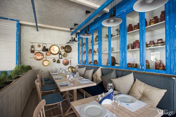Новое место (Киев): Ресторан «Баркас. Рыба и вино». Изображение № 18.