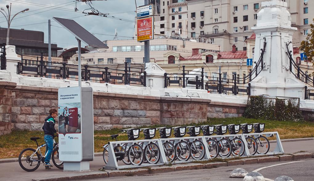 Велопрокат на «Белорусской». Изображение № 62.