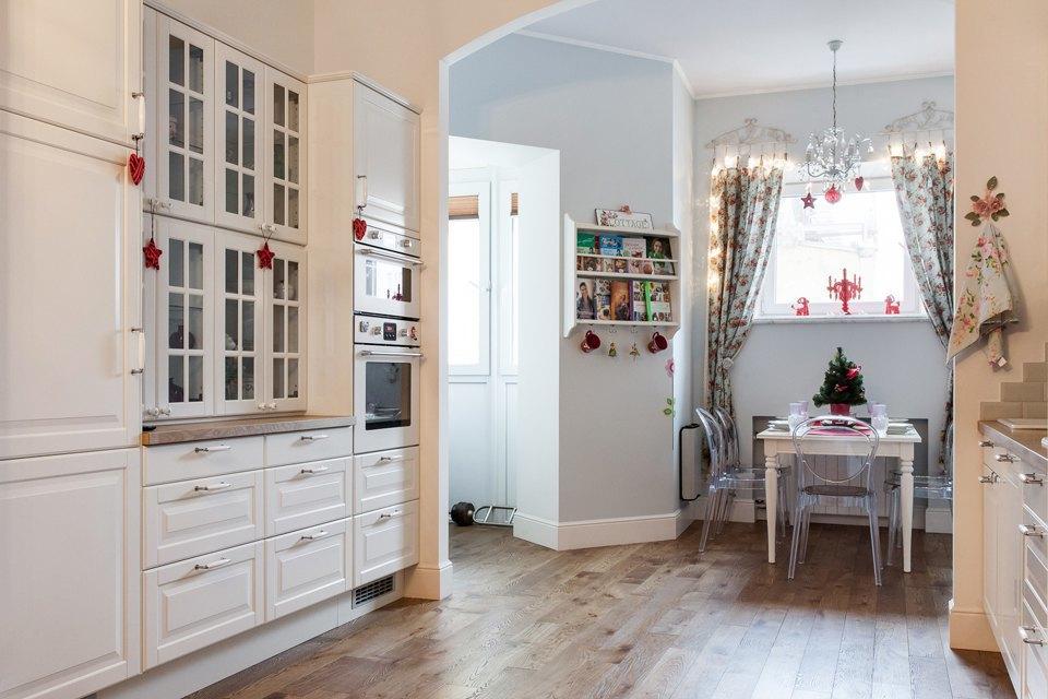 Трёхкомнатная квартира для молодой семьи напроспекте Мира. Изображение № 10.