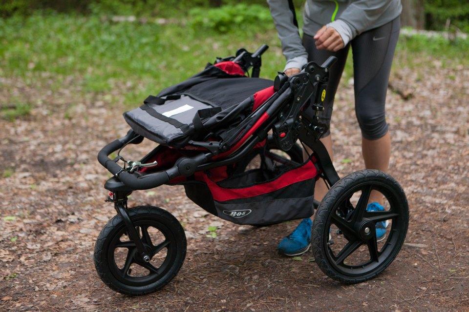 Беги, мама, беги: Тест-драйв детских колясок для бега. Изображение № 11.