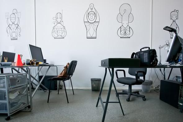 Офис недели: дизайн–студия Nimax (Петербург). Изображение № 6.