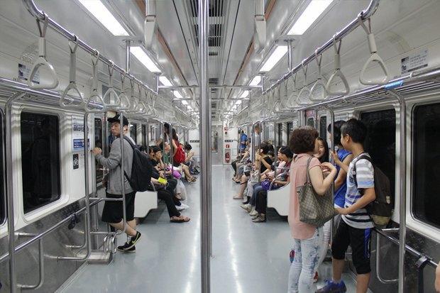 Как метро Нью-Йорка, Мельбурна, Сеула стало безопасным видом транспорта . Изображение № 26.